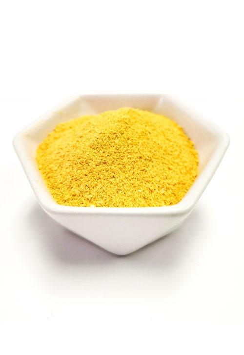 Megalicious chutney sprinkle in bowl