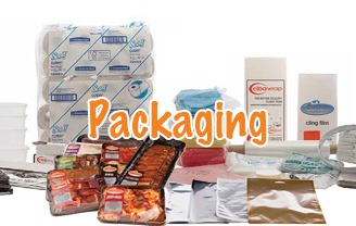 various forms of packaging