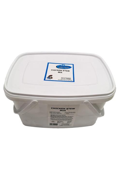 Megalicious Chicken Stew Mix in Bucket
