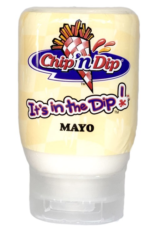 Chip 'n Dip Mayo in 250ml squeeze bottle