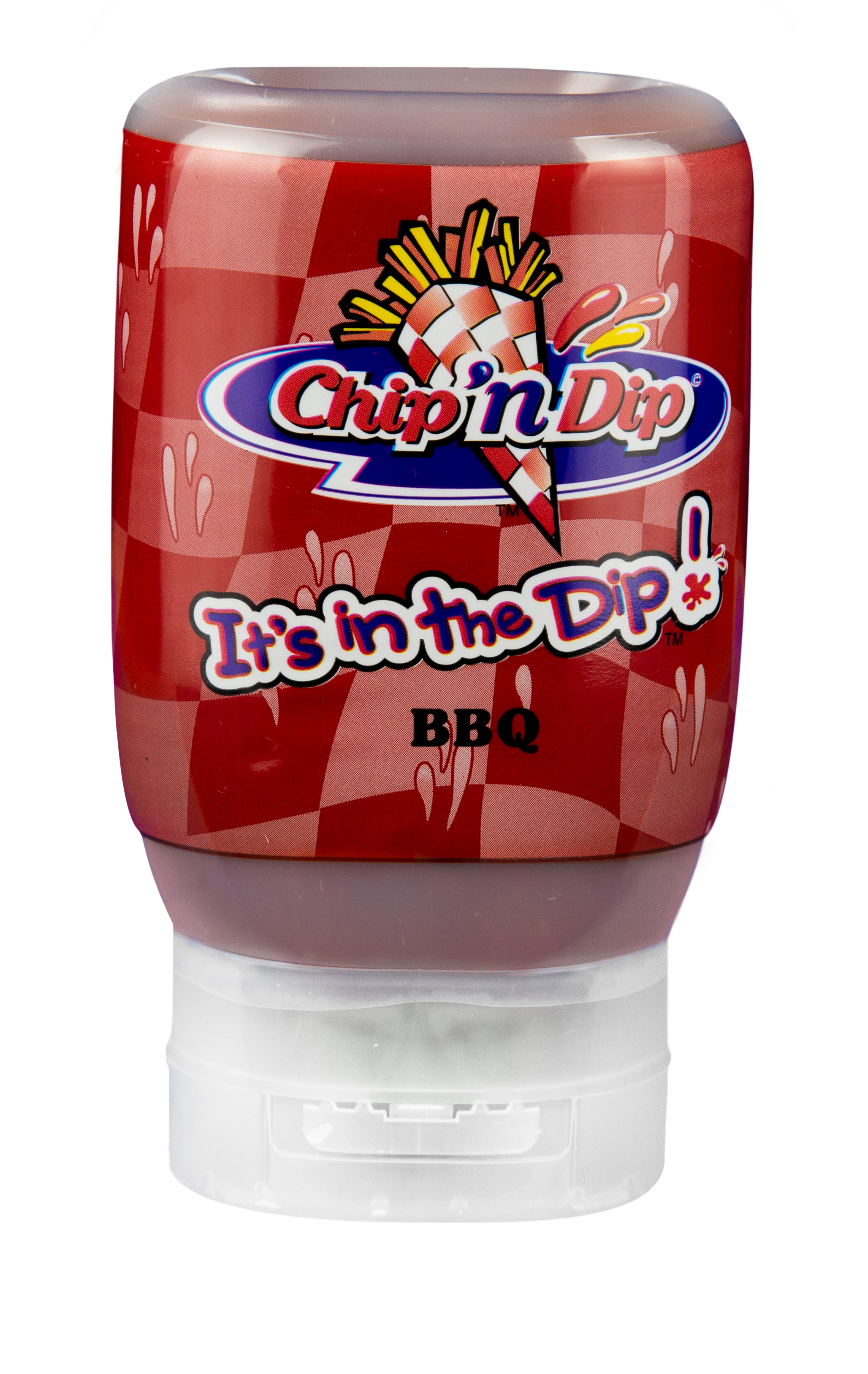Chip 'n Dip BBQ Sauce in 250ml squeeze bottle