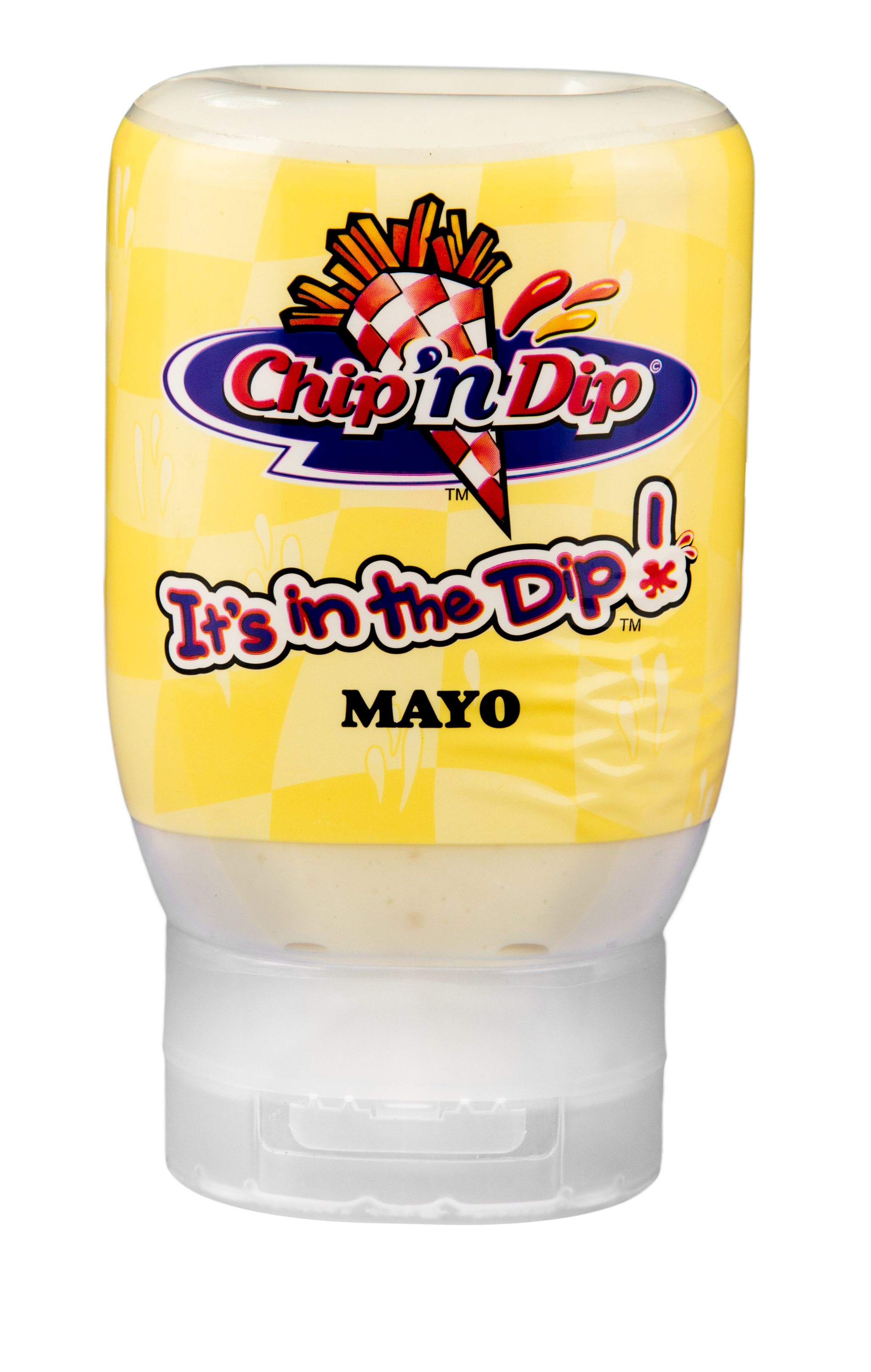 Chip & Dip - Mayo Website Colours
