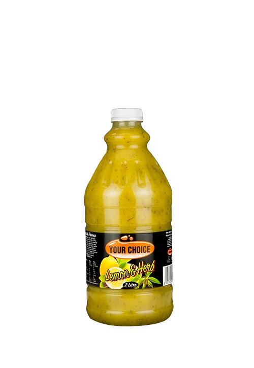 Your Choice - Lemon and Herb LR Website