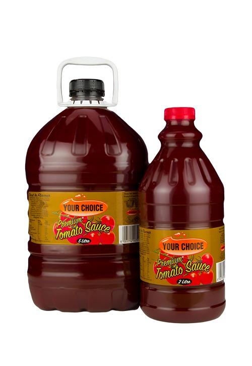 Your Choice - Premium Tomato Sauce Group LR Website
