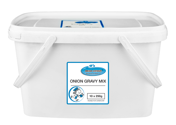 AA Megalicious - Template Onion Gravy Mix 10x250g