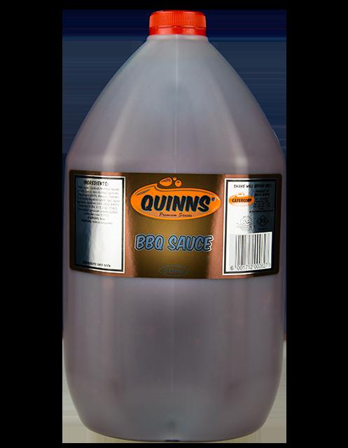 Quinns BBQ Sauce in 5L bottle