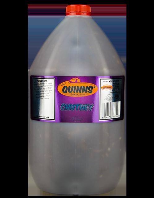 Quinns Chutney in 5L bottle
