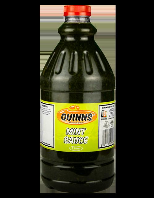 Quinns - Low Res Website Mint Sauce