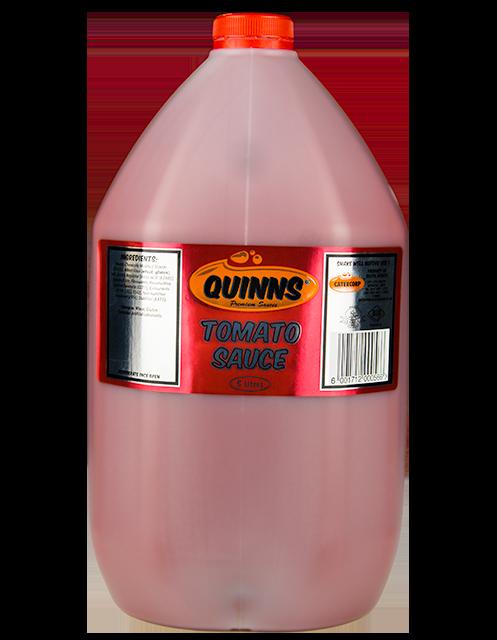 Quinns Tomato Sauce in 5L bottle